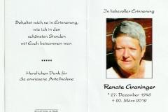 Renate Graninger